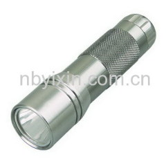 1 Watt Aluminum Flashlight