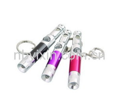 3-IN-1 LED Key Chain Light