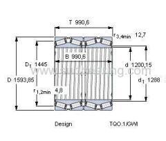 LM288949DW/910/910D BEARINGs