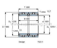 BT4B 334031/HA4 bearing