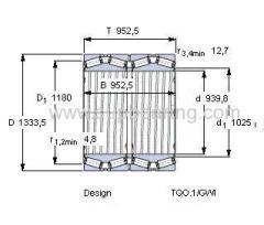 BT4B 330944 AG/HA4 bearing