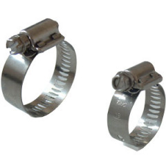 American type worm drive clamps
