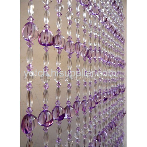 Crystal Beaded Curtain from China manufacturer - Pujiang Yotch ...