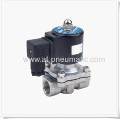 two way solenoid valves