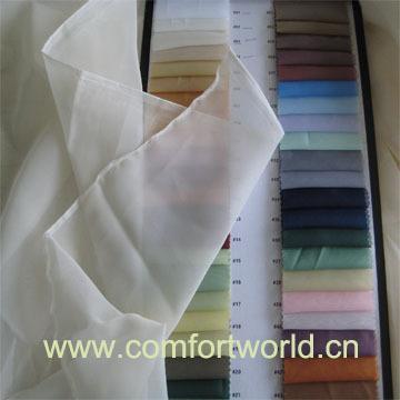 Plain Curtain Voile