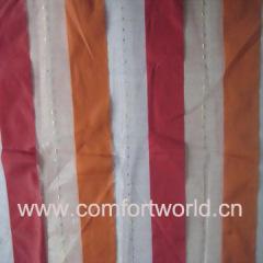 colour voile fabric