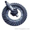 helical bevel gear (spiral bevel gear)
