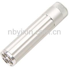 5 LEDs Aluminum Torch