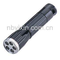 5LEDs Aluminum Torch