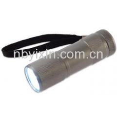 9LEDs Aluminum Torch