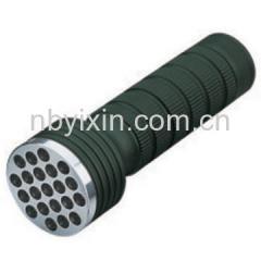 21 LEDs Aluminum Torch