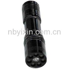 7+1 Aluminum LED Torch