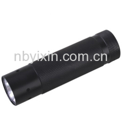 60 Lumens Aluminum Flashlight