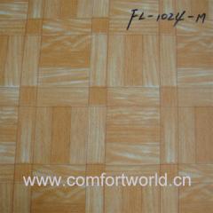 Oak Flooring Plastic Floor