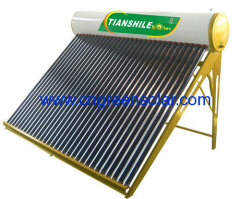 solar hot-water heater