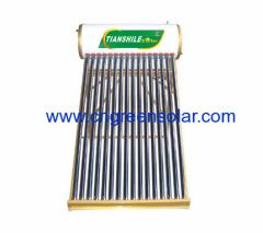 non pressure solar heater