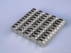 round neodymium disc magnets