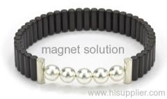 neodymium rod magnet bracelet