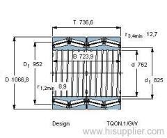 BT4B 331907 BG/HA4 bearing