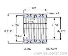 BT4B 328376/HA4 bearing