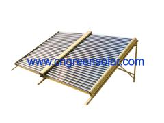 non pressure solar collecting module