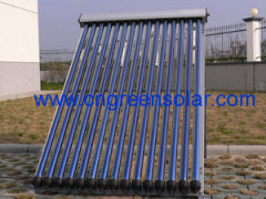 pressure solar energy collecting module