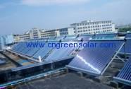 Flat Plate Solar Collector Module