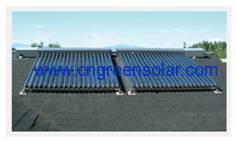 Pressurized Solar Collector Module