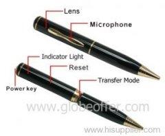 Camera pen,Spy Pen,Video+Photo pen,camcorder pen,640*480 HD Pen