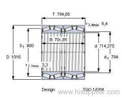 BT4B 331358/HA4 bearing