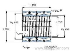 BT4B 331351 BG/HA1 bearing