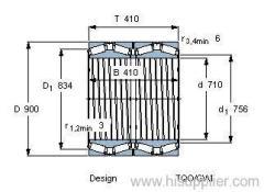 BT4B 331351 AG/HA1 bearing