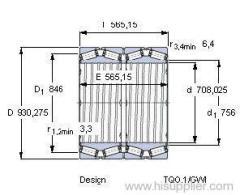 BT4B 332098 A/HA4 bearing