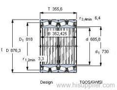 BT4B 328955 G/HA1VA901 bearing