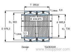 BT4B 328704 G/HA1 bearing