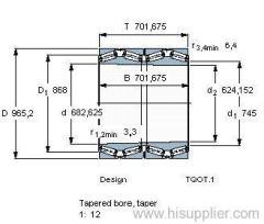 BT4B 328558/HA4 bearing