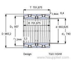 331503 G/HA4 bearing