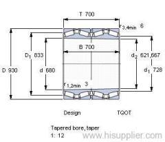 BT4B 328349/HA1 bearing