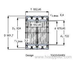 BT4B 334015 G/HA1VA901 bearing