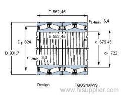 BT4B 334015 BG/HA1VA901 bearing