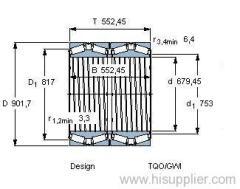 BT4B 331700 AG/HA4 bearing