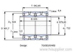 BT4B 334016 AG/HA1VA901 bearing