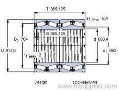 BT4B 328977 BG/HA1VA901 bearing