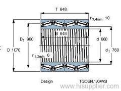 BT4-8060 G/HA4C300VA901 bearing