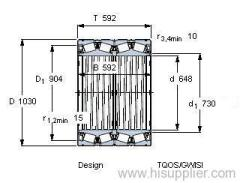 BT4-8064 G/HA1VA901 bearing