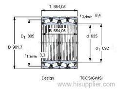 BT4B 334141 G/HA1VA901 bearing
