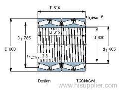 BT4-8122 G/HA1 bearing