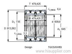 BT4B 334108 G/HA4VA901 bearing