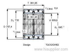 BT4B 328871 G/HA1VA901 bearing