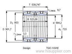BT4B 328314 G/HA1 bearing